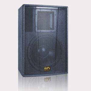 300W/8ohms Professional Stage Loudspeaker F12+ pictures & photos