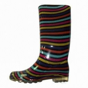 Women′s Injection Rain Boot pictures & photos