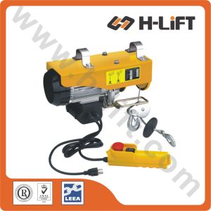 Ewh Type Mini Electric Wire Rope Hoist pictures & photos