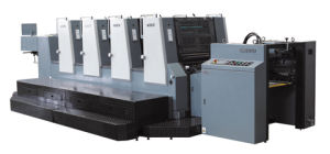 Four Colors Offset Press Machine (GH664D) pictures & photos