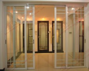 Professional Supplier of Aluminum Sliding Door (BHA-DS15) pictures & photos