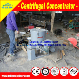 Separation Processing Equipment Gold Concentrator for Concentrating Gold pictures & photos