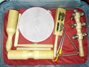 Suitcase Packed Musical Instruments (20 in 1) pictures & photos
