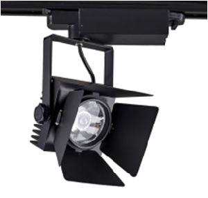 25W LED COB Track Light for Interior/Commercial Lighting (GPVD-160) pictures & photos