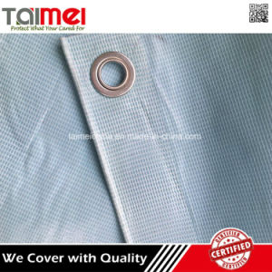 Cheap PVC Laminated Tarpaulin Fabric with UV Resistant for Truck Cover pictures & photos