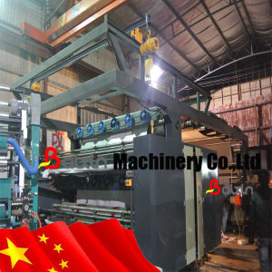 PE Rain Tarp Flexo Printing Machine Wide Width pictures & photos