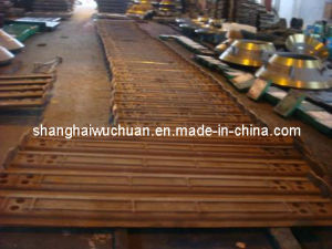 Crusher Spare Parts Carrier Plate pictures & photos
