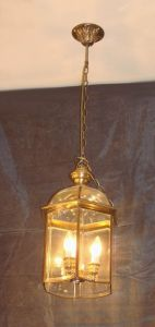 Brass Pendant Lamp with Glass Decorative 19019 Pendant Lighting pictures & photos