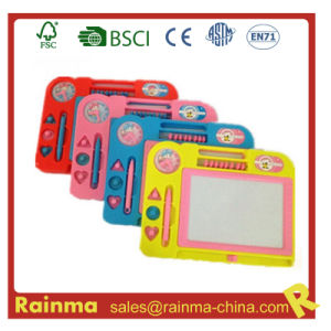 2015 Now Style Kids Plastic Magic Drawing Board with Abacus pictures & photos