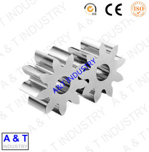 CNC Non-Standard Customized /Stainless Steel/Brass/ Industrial Sewing Machine Spare Parts pictures & photos
