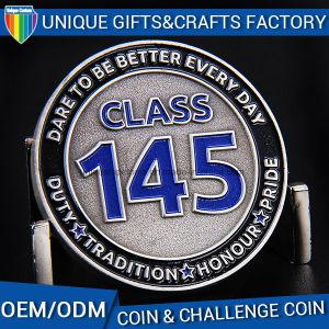 Customized Design Souvenir Coin Metal Challenge Coin pictures & photos
