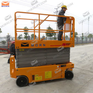 8m Small Electric Lift in Scissor Structure pictures & photos
