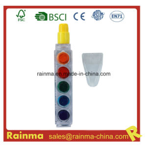 6 Color Muilt Crayon Pen for Promotional Gift pictures & photos