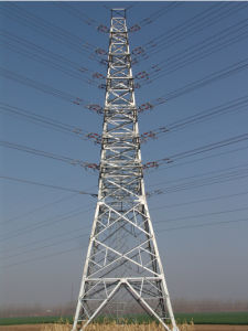 Electricity Transmission Tower - Corner Towers pictures & photos