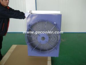 Cat Hydraulic Oil Cooler with Fan (B4001) pictures & photos