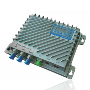 CATV Optical Receiver with Digital Display
