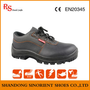 Security Guard Safety Shoes, Police Safety Shoes Malaysia Snf5025 pictures & photos