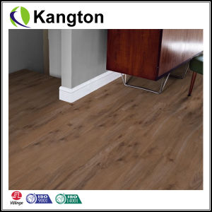 Wood Texture Vinyl Tile (vinyl flooring) pictures & photos