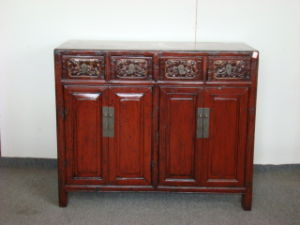 Reproduction Antique Furniture Cabinet (W-285)