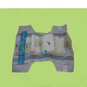 Disposable Dry Surface Non-Woven Baby Napkin (Leo-39) pictures & photos