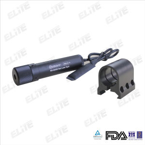 Waterproof Red Hunting Laser Sight with Aircraft Aluminum Construction RS-0200b with Cord