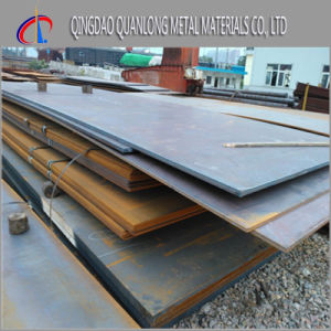Hot Rolled En S355j2wp Weather Resistant Steel Plate pictures & photos