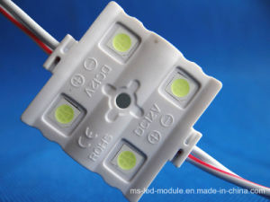 12VDC 4PCS SMD5050 LED Module with Ce RoHS pictures & photos