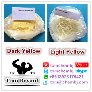 Effective Muscle Gaining Steroid Trenbolone Acetate Powder CAS: 10161-34-9 pictures & photos