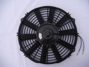 Good Performance Straint /Curve Blade / Auto Bus Condenser Fan pictures & photos