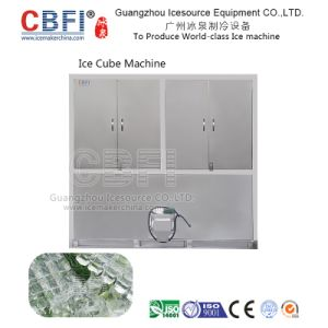 Cube Ice Making Machine Cheap Price pictures & photos