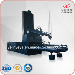 Ydt-400 Waste Car Baling Machine (PLC automatic) pictures & photos