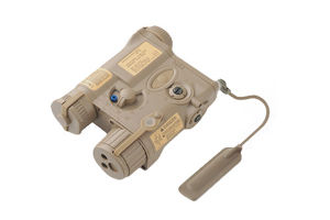 Peq-16A Pointer Illumunator Aiming Red DOT Laser (EX176)
