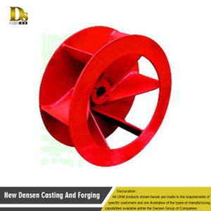 China High Quality Lost Wax Investment Casting Impeller pictures & photos