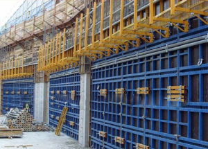 Steel Concrete Wall Formwork for Contruction Equipment pictures & photos