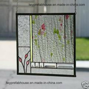 Laminated Reflective Low-E Stained Glass for Decoration (LWY-LG09)