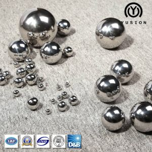 "AISI52100 100cr6 Gcr15 Suj-2 G10 3""/16""~6""Chrome Bearing Steel Ball pictures & photos"