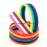 OEM Children Fashion Colorful Silicon Wristband for Promotion Gift pictures & photos