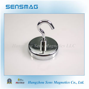 Powerful Permanent Ceramic Magnets Assembly, Magnetic Hooks pictures & photos