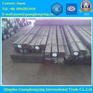 Gbq195, Q235, Q275, JIS Ss400, 3sp, 4sp, Hot Rolled, Steel Billets pictures & photos