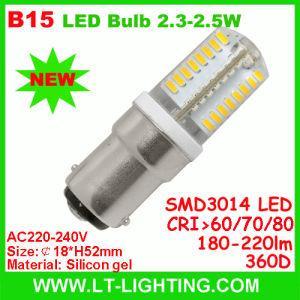 3W B15 LED Bulb (LT-B15P4)