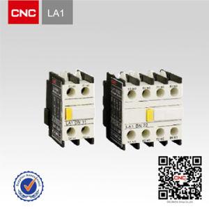 CNC La1-D Auxiliary Contact Block AC Contactor (LA1-D) pictures & photos