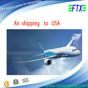 Air Cargo Logistics From China to Chicago USA