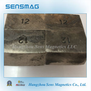 Manufacture Customized High Quality Permanent AlNiCo5 Magnet pictures & photos