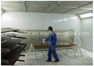 Water Curtain for Furniture Used Paint Booth pictures & photos