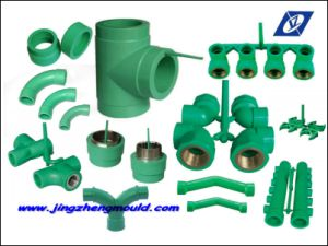 Plastic PPR Pipe Fitting Mould pictures & photos