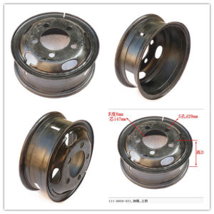 High Quality JAC Truck Parts Wheel Rim pictures & photos