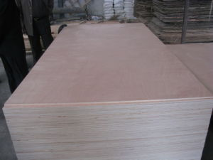 Commercial Wood Okoume Plywood 18mm pictures & photos