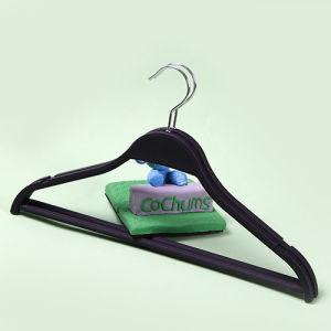 PU Coated Plastic Hanger (copu40)