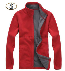 Polar Fleece Jacket/Men Jacket/Outer Wear Sport Jacket