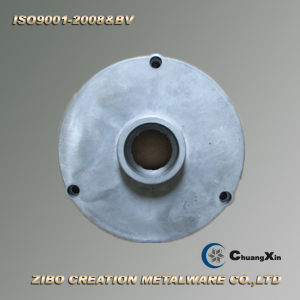 Aluminum Casting Foundry Small Wind Generator Motor Cover pictures & photos